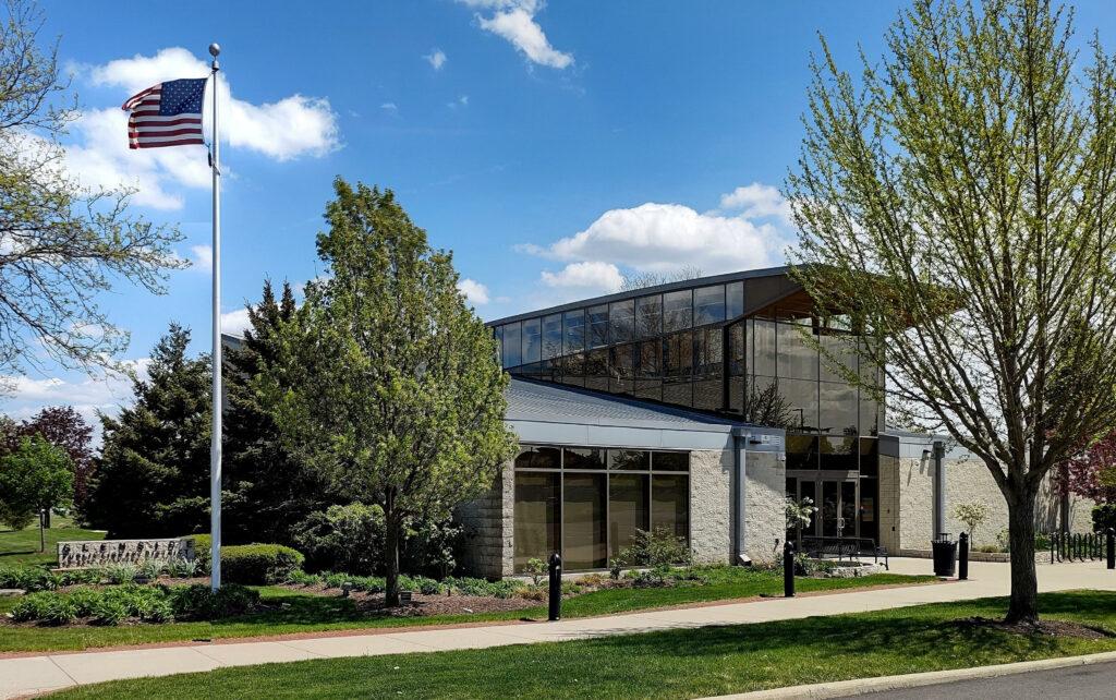 Glenside Public Library. Photo Courtesy of Annette Swoger.